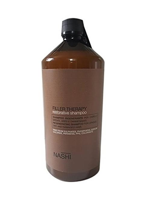Nashi Filler Therapy Şampuan 1000 Ml Renksiz
